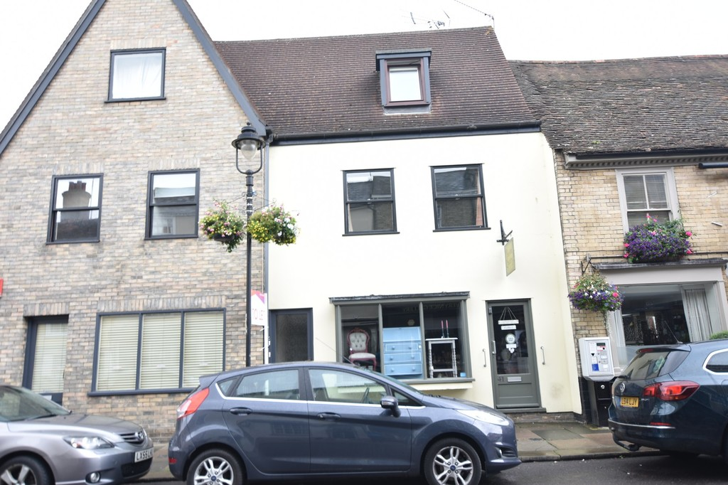 Churchgate Street, Bury St Edmunds