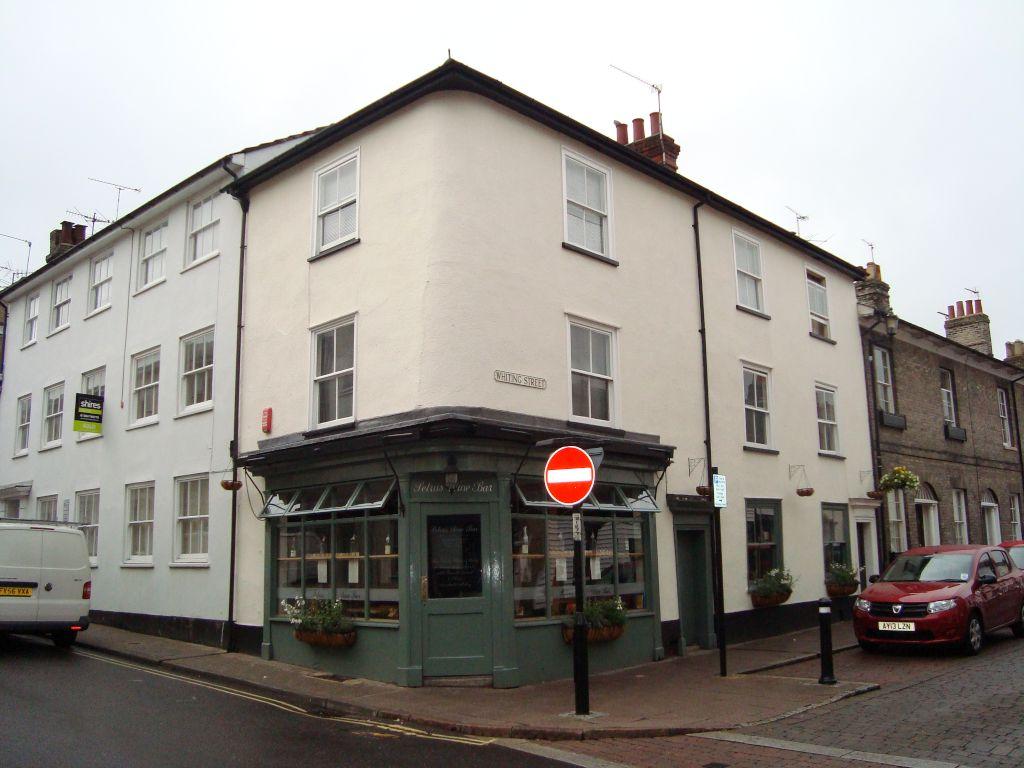 Whiting Street, Bury St Edmunds