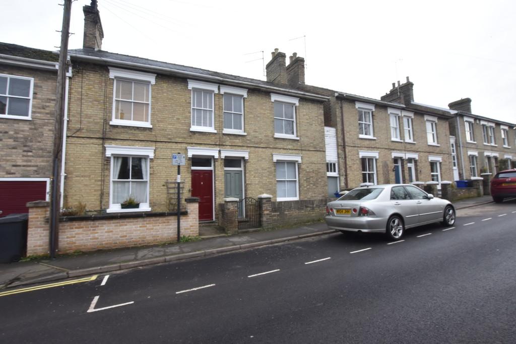 Albert Street, Bury St Edmunds