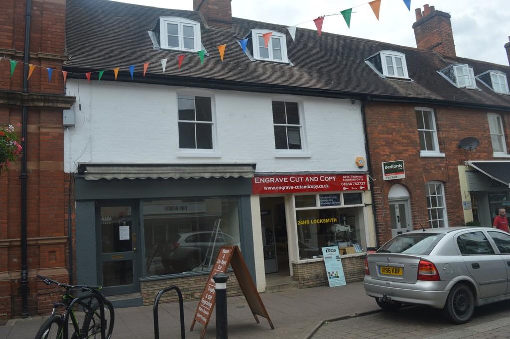St Johns Street, Bury St Edmunds